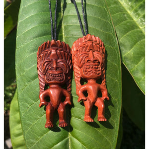 Ku Tiki Necklace - Hawaiian Jewelry