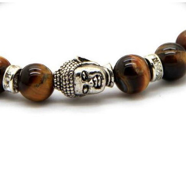 Buddha Natural Beaded Bracelet | Tropical Jewerly