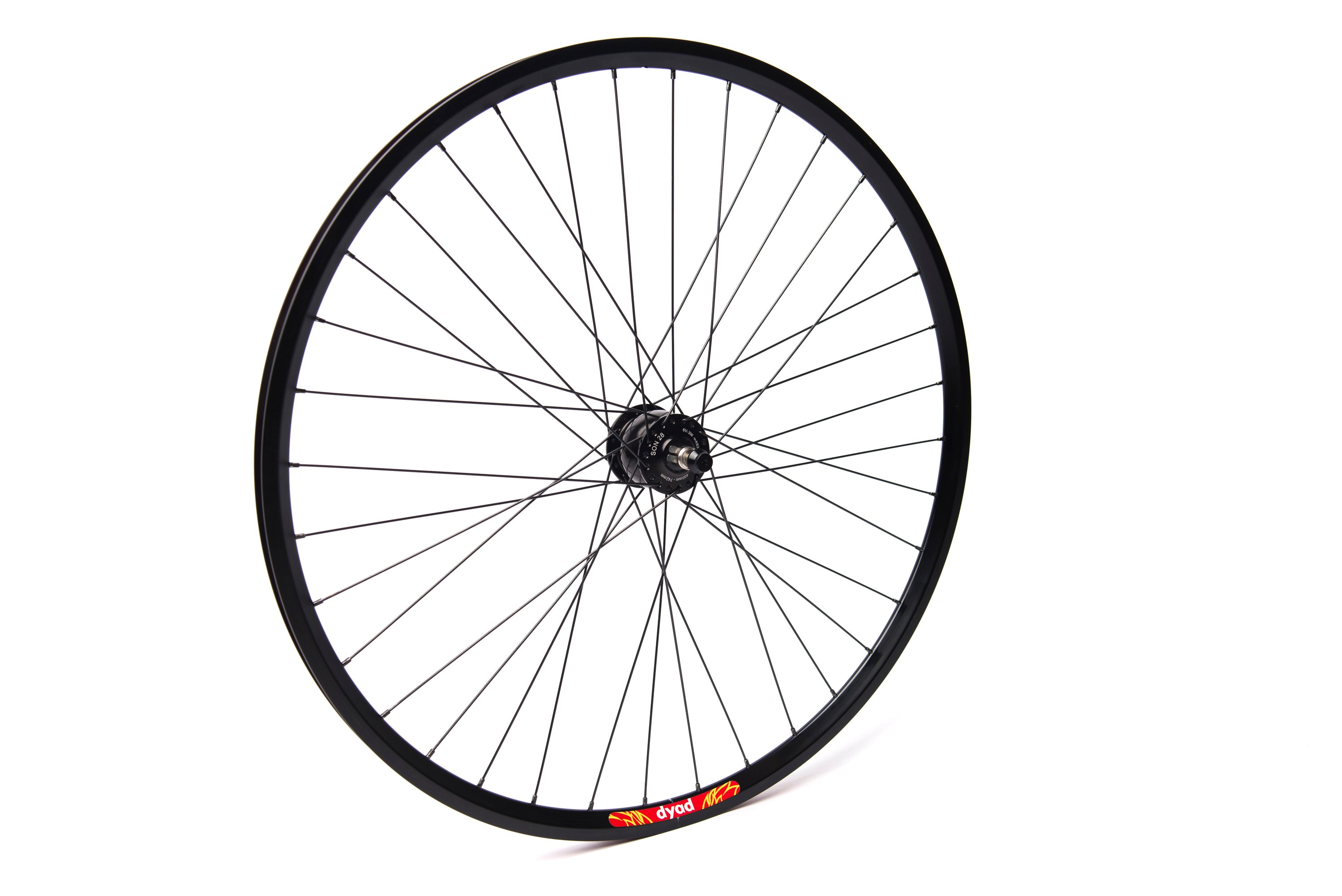 DT Swiss Competition Silver Bicycle Wheel Spokes