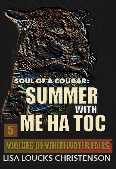 Cover Reveal: Soul of a Cougar: Summer with Me Ha Toc by Lisa Loucks Christenson