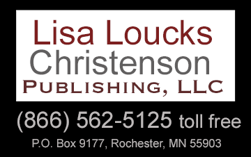 Imprints open for submissions Lisa Loucks Christenson Publishing, LLC