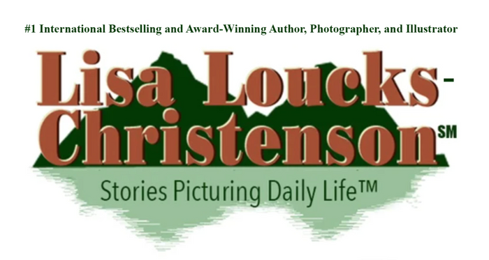 Lisa Loucks-Christenson Logo