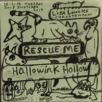 Hallowink Hallow: Rescue Me, Volume 3