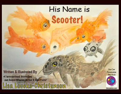 His Name is Scooter!