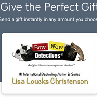 Gift Card for Saliva Smirk's Summer Camp for Dogs! Story Preview Edition™ -EBOOK