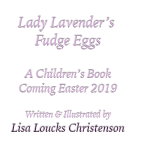 Lady Lavender's Fudge Eggs