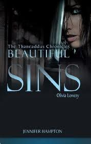Beautiful Sins, Olivia Lowery, Book Two