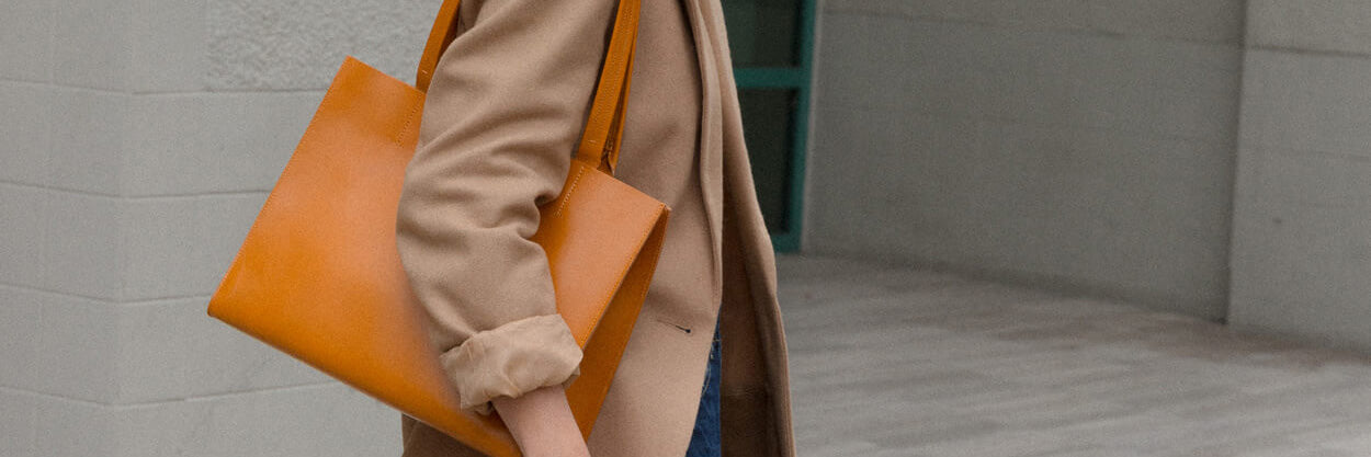 Minor History Leather Totes