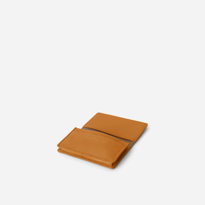 The Oyster <br> Small Foldover Wallet