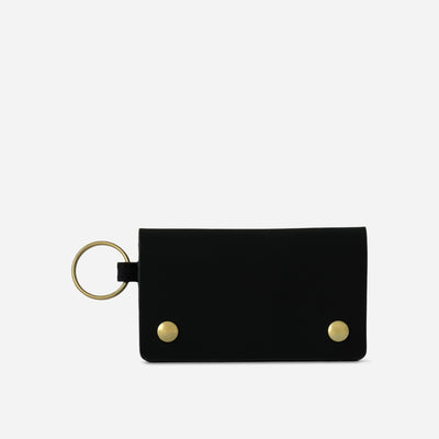 The Snaps <br> Small Keychain Wallet