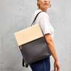 The Traveler <br> Rectangular Backpack