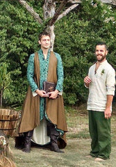 Elrond Robe - The Hobbit Elven Costume Lord of the Rings