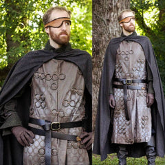 Lord Beric Dondarrion Game of Thrones Cosplay Costume Robe