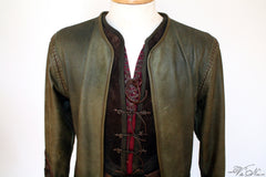 Aragorn Strider Costume - Lord of the Rings Larp Cosplay