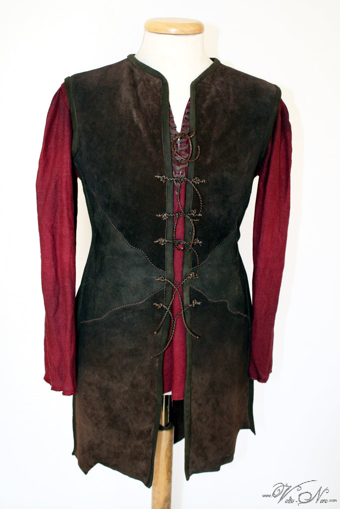 Aragorn Strider Costume Lord of the Rings Larp Cosplay
