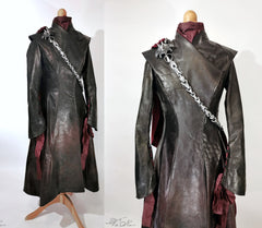 Daenerys Targaryen Season 8 Game of Thrones The Bells Costume Gown Dress