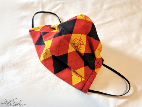 Face Mask Breathing Protection - Harry Potter Gryffindor