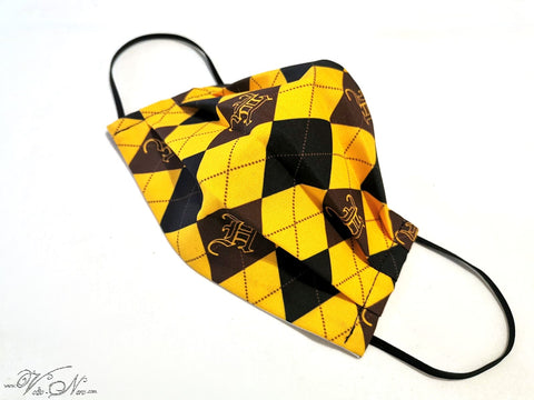 Face Mask Breathing Protection - Harry Potter Hufflepuff