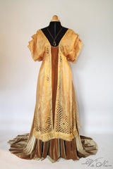 Elia Martell Gown Game of Thrones Dorne Costume Dress Myrcella