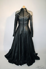 Queen Cersei Lannister Coronation Gown Game of Thrones Costume Dress