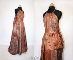 Handmaiden Gown Game of Thrones Kings Landing Costume Dress Ros Shae