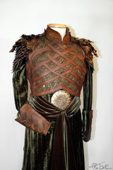 Mirkwood Elf Armor & Tunic - The Hobbit Legolas Costume Lord of the Rings