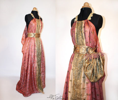 Handmaiden Gown Game of Thrones Kings Landing prostitute Costume Dress Ros Shae