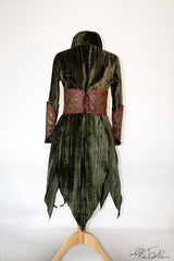Tauriel Costume - The Hobbit Elven Dress Lord of the Rings