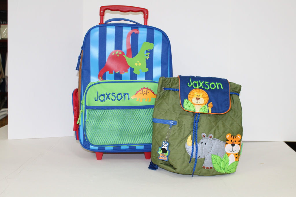 Boy's Design Backpack