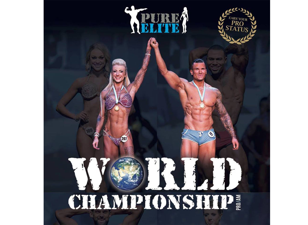 Pure Elite World Championships Sponsors