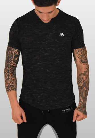 Ultra Heathered Charcoal T-Shirt