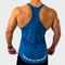 Ultra Heathered Blue Stringer