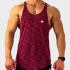 Ultra Heathered Burgundy Stringer