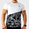 Revolution Camo T-shirt (White sleeves)