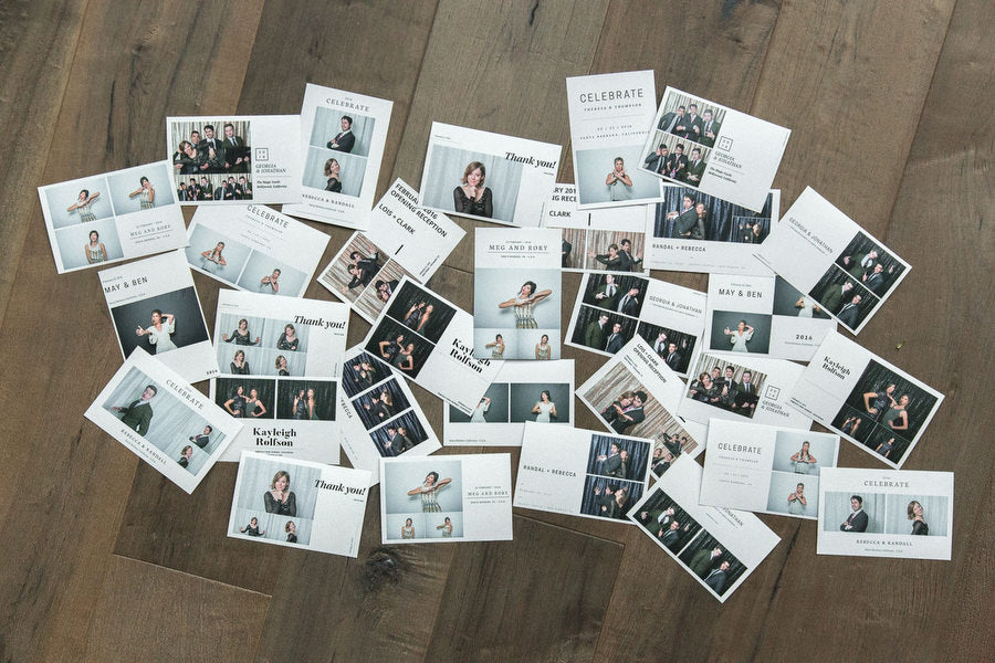 The Ultimate Photo Booth Template Collection - Set of 34 - Over 1000 Options