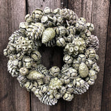 Christmas Waxed Wreath