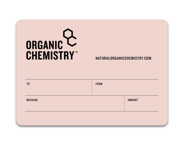Gift Card - Organic Chemistry