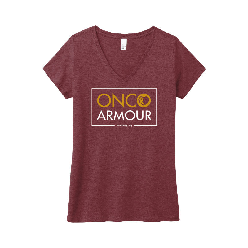 NEW: ONCO ARMOUR T SHIRT W/ HEART