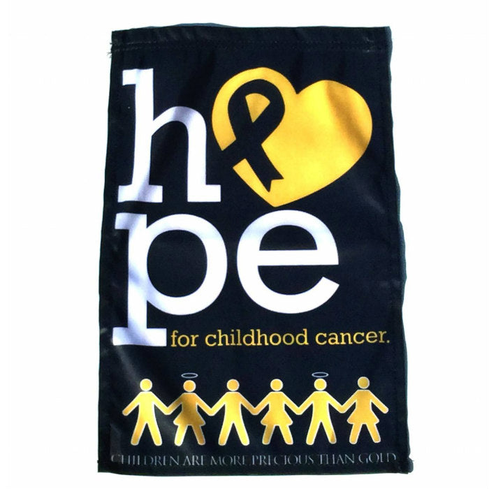 HOPE Awareness Garden Flag