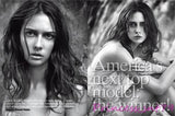 VOGUE Italia BEAUTY IN Magazine May 2011 MONICA BELLUCCI Emily Wake ANN WARD Alexa Yudina
