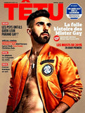 Tetu Magazine January 2015 ARMANDO SANTOS Christian Bale Plus Calendar Gay Int