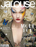JALOUSE Magazine March 2013 YUMI LAMBERT Marthe Wiggers JERRY HALL