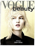 VOGUE Italia Magazine August 2011 RAQUEL ZIMMERMANN Bianca Balti CODIE YOUNG Pedaru