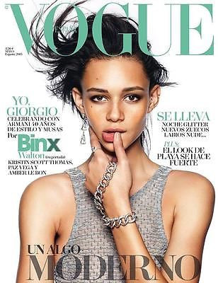 Vogue Spain Magazine May 2015 Binx Walton CATHERINE MCNEIL Sonya Gorelova