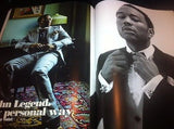 L'UOMO VOGUE Magazine November 2008 FOREST WHITAKER Nelson Mandela BOB GELDOF John Legend