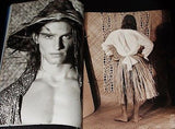 UOMO VOGUE Magazine May 1996 Legendary Issue BRUCE WEBER A guy in every port story
