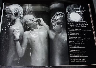 Bruce Weber 32 Pages, KIDS Surfers JOHN JOHN FLORENCE Bruce Irons L'UOMO VOGUE Magazine 2006