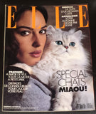 ELLE France May 1993 MONICA BELLUCCI Brendi Quinones HELENA CHRISTENSEN