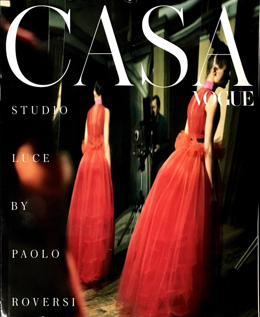 CASA VOGUE Magazine April 2019 PAOLO ROVERSI Robbie Lawrence STEFAN RUIZ