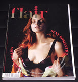 FLAIR Italian Magazine December 2004 GUINEVERE VAN SEENUS Filippa Hamilton HEATHER MARKS
